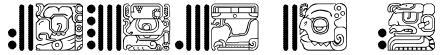 1 agosto 2009 secondo il calendario Maya