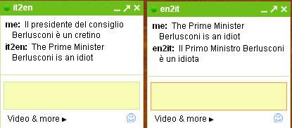 Esempio di ottima traduzione