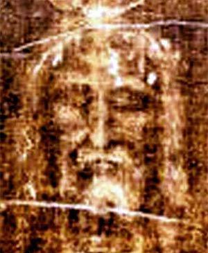 Raffigurazione di Gesù o Gesù in persona?